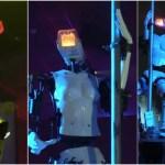 夜の最新テクノロジー!ロボットポールダンサー誕生にクラブ経営者も興奮