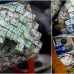 リアル紙幣をバッグにリメイク!経済危機のベネズエラで新トレンド誕生