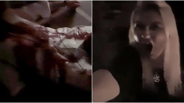 【閲覧注意】「悪魔祓いは戦闘なの」エクソシスト主婦が悪霊と10時間の激闘