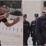 【必見】中国警察直伝「ナイフで襲われた時の対処法」が意外すぎで脱力