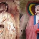 【中国】1000年前の仏像が修復失敗で批判殺到「文化遺産の破壊行為だ」