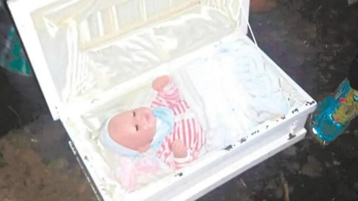 【本当にあった怖い話】彼女の妊娠出産は全部嘘…墓の中から赤ちゃんの人形