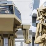 ロシアの兵器会社が本気でロボット戦士を開発!二足歩行で武器装備可能