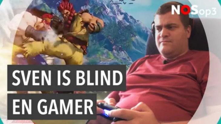 盲目の格闘ゲーマーにeスポーツ界が注目!画面を見ずにプロへ勝つ秘訣とは