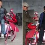 中国の下町ロケット!移動用カニロボットをインディーズ発明家が開発