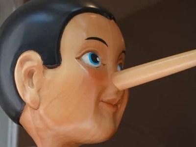 逆ピノキオ現象