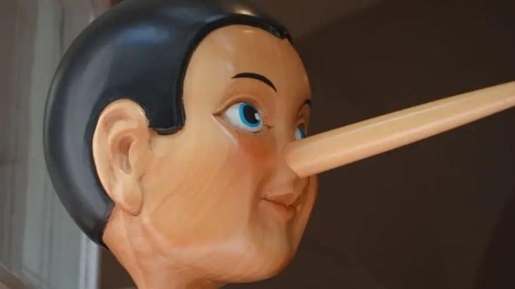 「逆ピノキオ現象」で嘘つくと鼻が縮む!嘘発見器より正確な衝撃研究結果