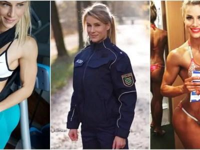 Instagramフォロワー6万人の女性警察官