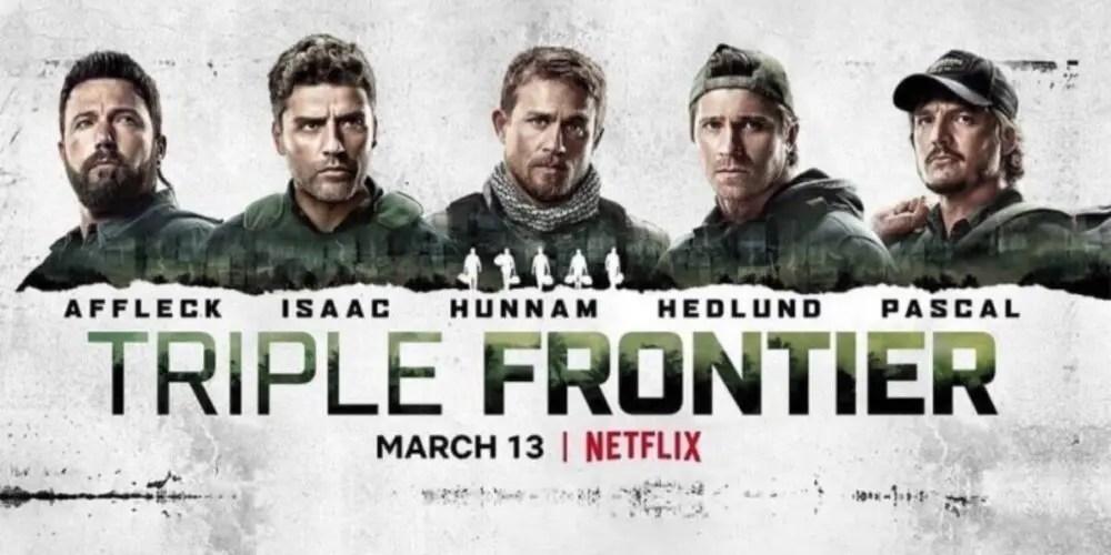 Netflix映画トリプルフロンティア