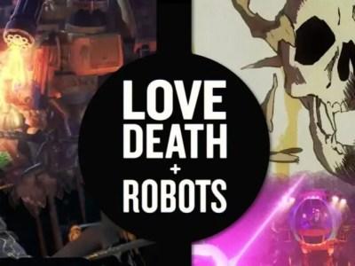 Netflixアニメラブデス&ロボット