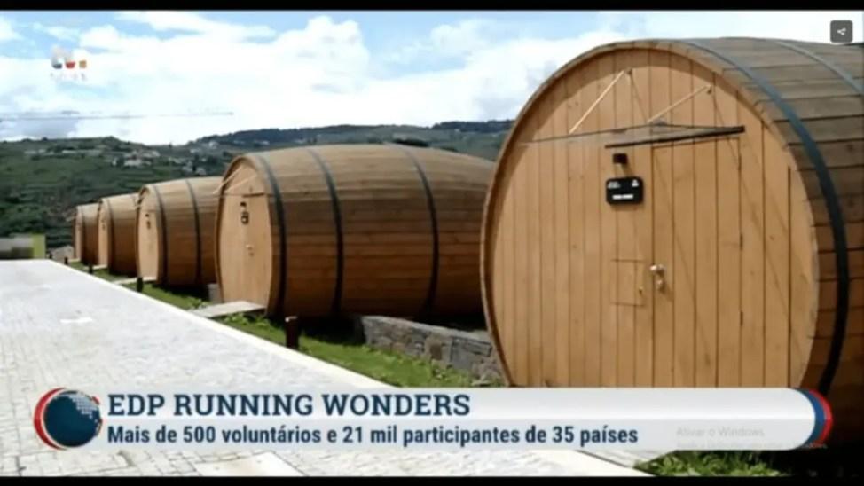 ワイン樽の宿