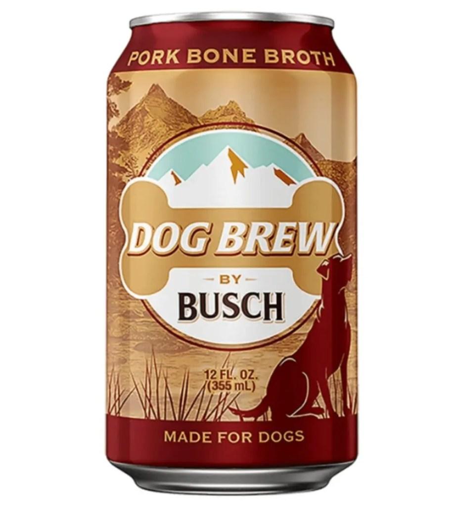 犬用ビールが愛犬家の晩酌に大人気
