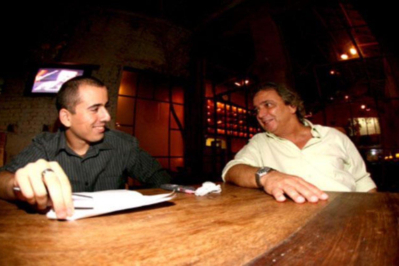 bruno-e-reginaldo-durante-a-entrevista-em-2008
