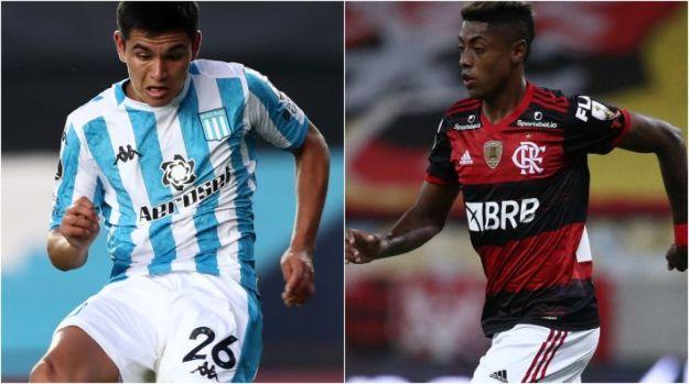 Racing x Flamengo duelam nesta terça-feira (24), na Argentina, pela Libertadores