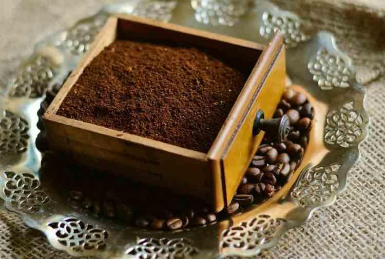 café Alimentos que não devem