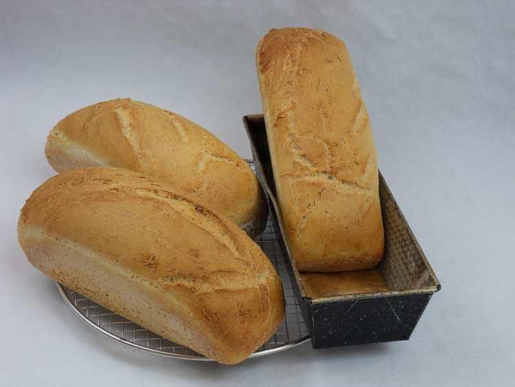 pão Alimentos que não devem
