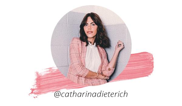 Catharina Dieterich - Cabelo Oleoso - Shampoo a Seco - Como Cuidar - Lavar Cabelo