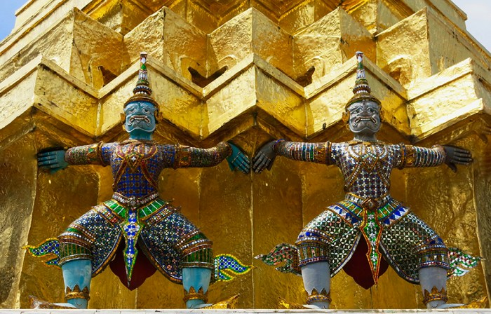 #DICAS DE VIAGEM- COMER COM ARTE NO MANDARIN ORIENTAL BANGKOK camila coelho9