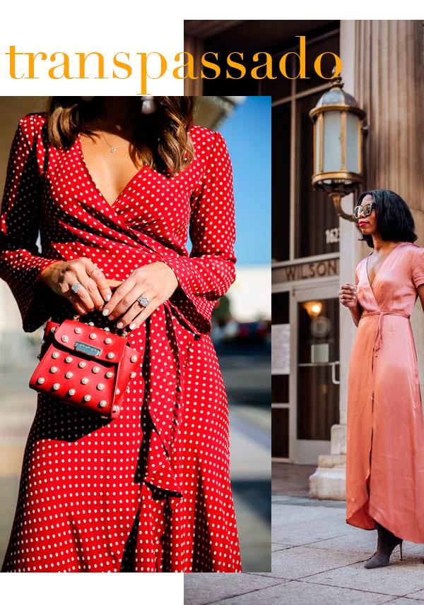 it-girl - vestido-transpassado - transpassado - verão - street-style
