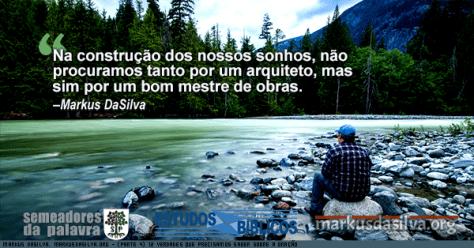 Foto de um pescador a beira de um lago esverdeado sentado a beira de uma pedra com Estudo Bíblico - 12 Verdades Que Precisamos Saber Sobre A Oração (Parte 4) - Quando Deus responde com um não