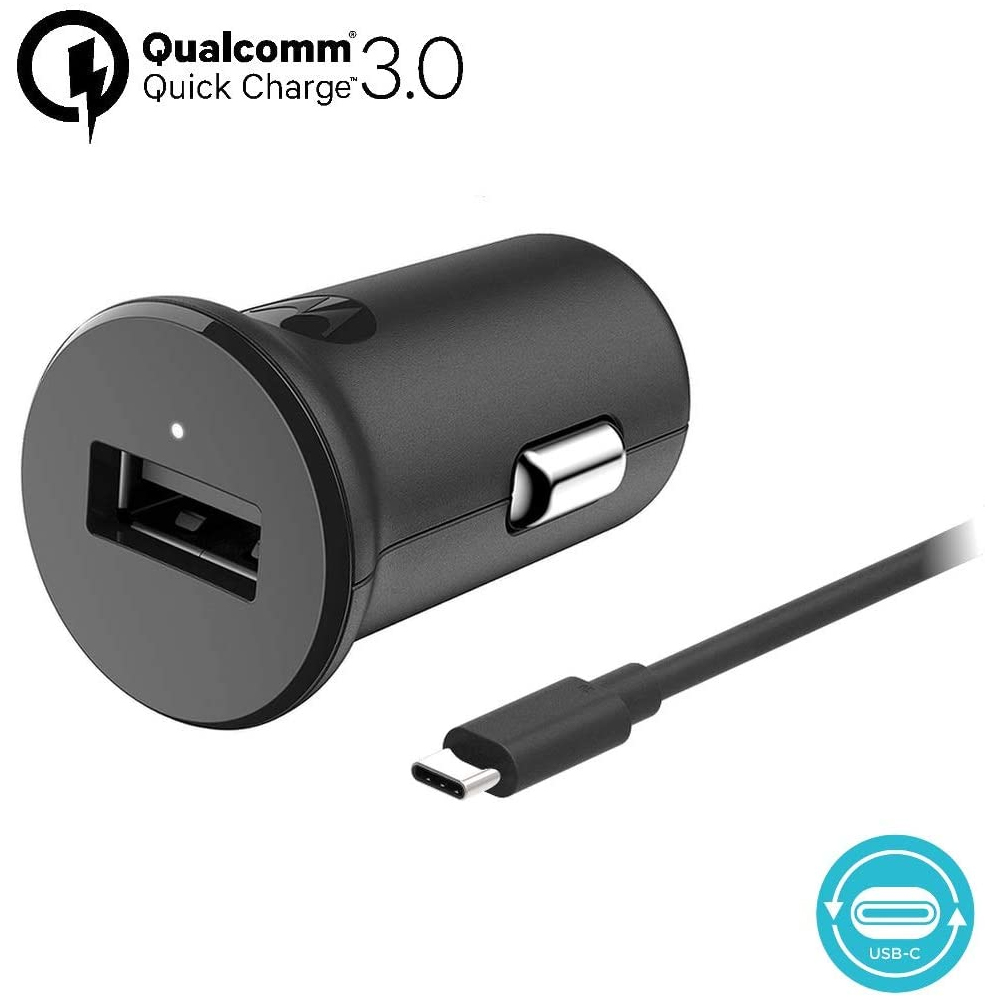 TurboPower 18W Car Charger USB-C