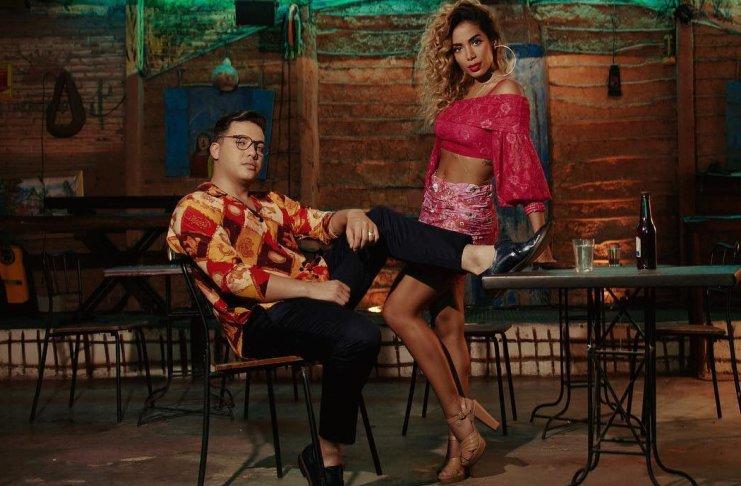 Resultado de imagem para Anitta e Wesley Safadão estão em Romance com Safadeza