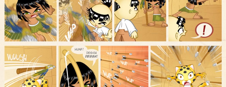 Samurai Boy - Desvia dessa!