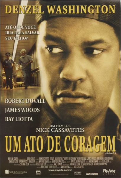 Poster do filme Um Ato de Coragem