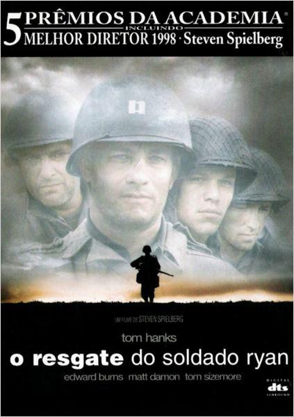Poster do filme O Resgate do Soldado Ryan