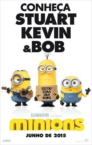 Minions : Poster