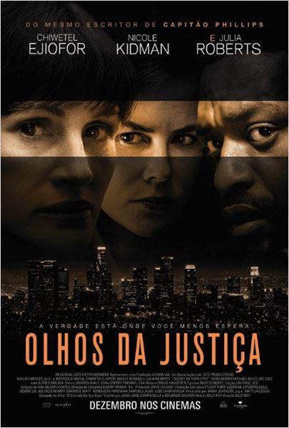 Olhos da Justiça : Poster