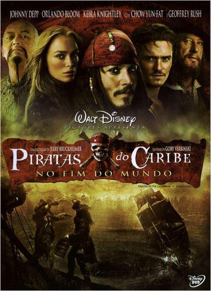 Poster do filme Piratas do Caribe: no fim do mundo