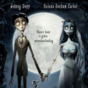 Poster do filme A Noiva Cadáver