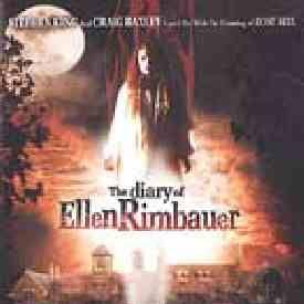 Poster do filme O Diário de Ellen Rimbauer