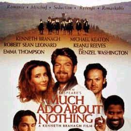 Poster do filme Muito Barulho por Nada