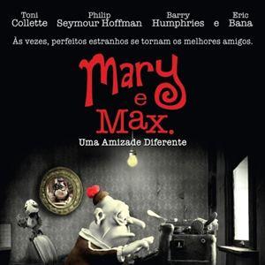Poster do filme Mary e Max: Uma Amizade Diferente