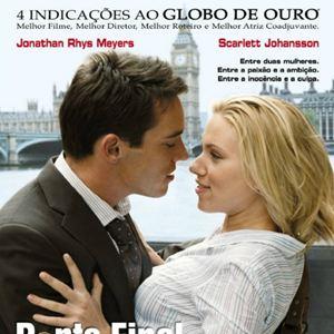 Poster do filme Ponto final: match point