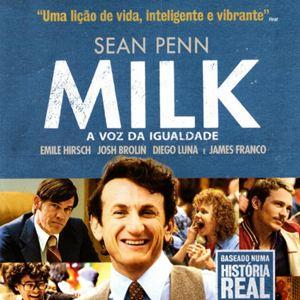 Poster do filme Milk: A Voz da Igualdade