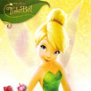 Poster do filme Tinker Bell - uma aventura no mundo das fadas