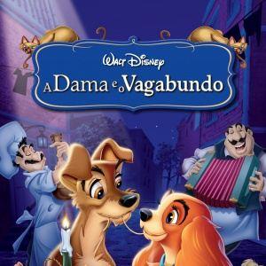 Poster do filme A Dama e o Vagabundo