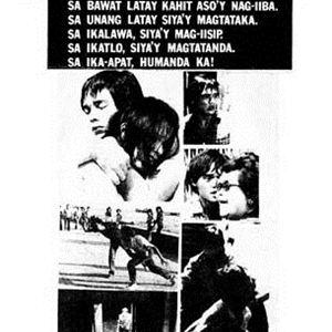 Poster do filme Manila - Nas Garras de Neon