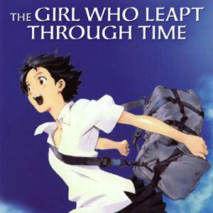 Poster do filme A Garota que Conquistou o Tempo