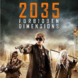 Poster do filme 2035 Dimensão Proibida