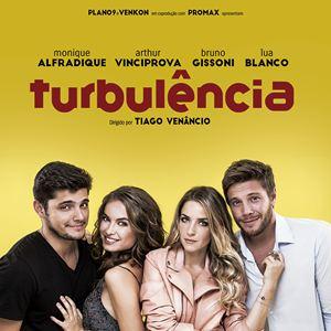 Poster do filme Turbulência