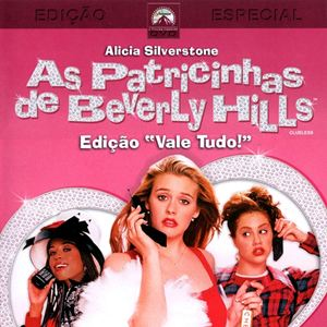 Poster do filme As Patricinhas de Beverly Hills