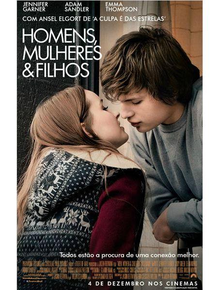 Poster do filme Um Homem, Uma Mulher e Uma Criança
