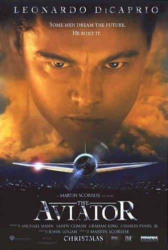 Poster do filme O Aviador
