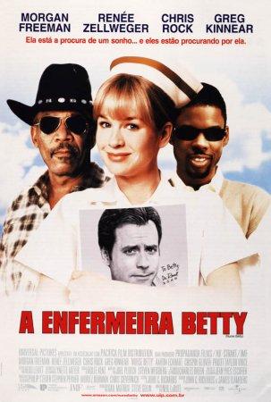 Poster do filme A Enfermeira Betty