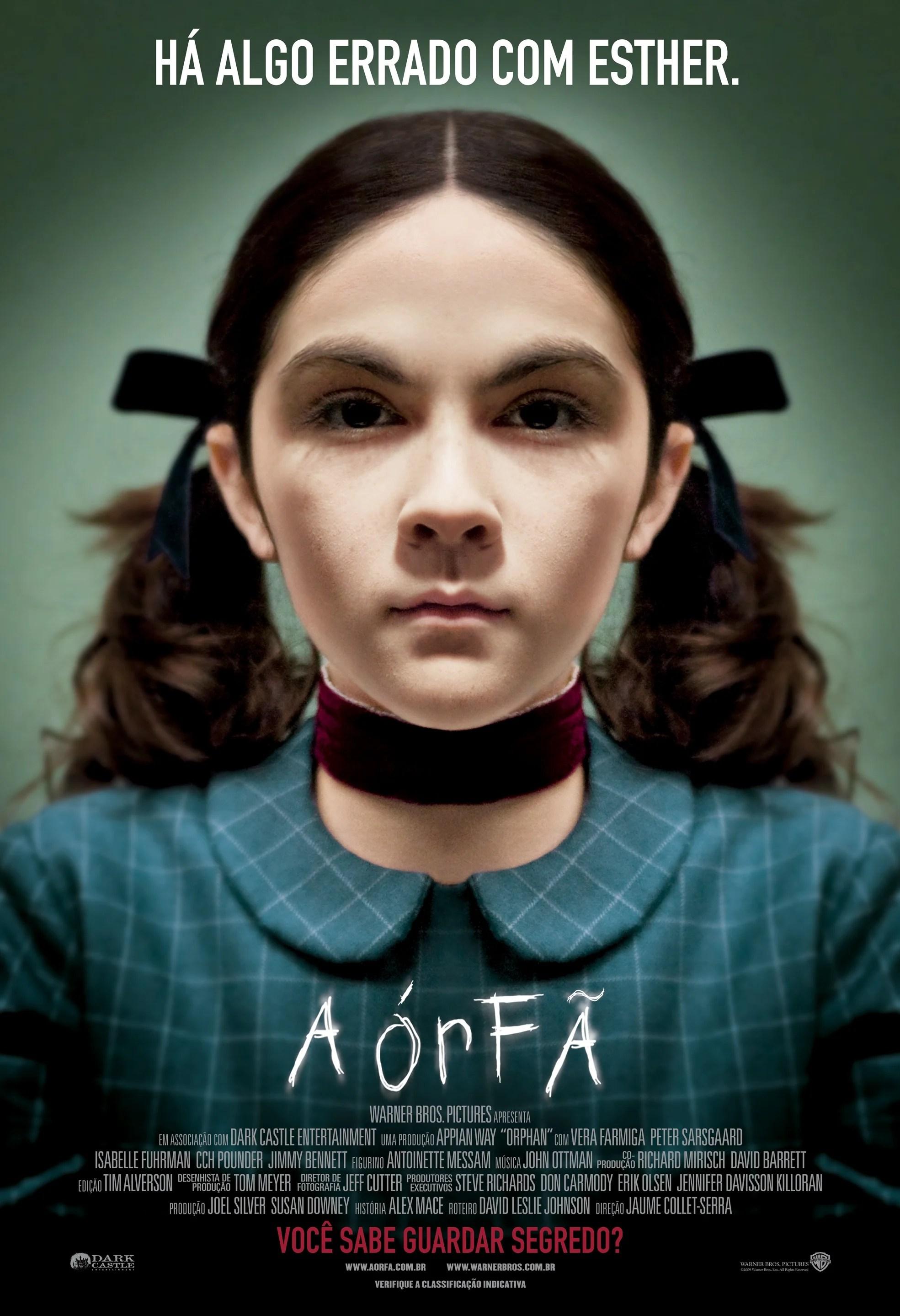 Poster do filme A Órfã