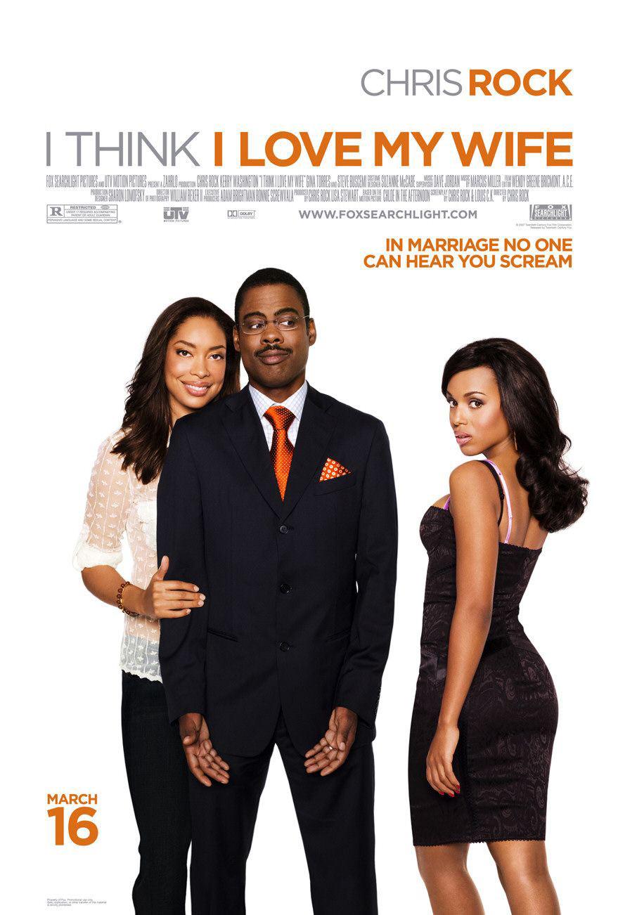 Poster do filme Acho que Amo Minha Mulher